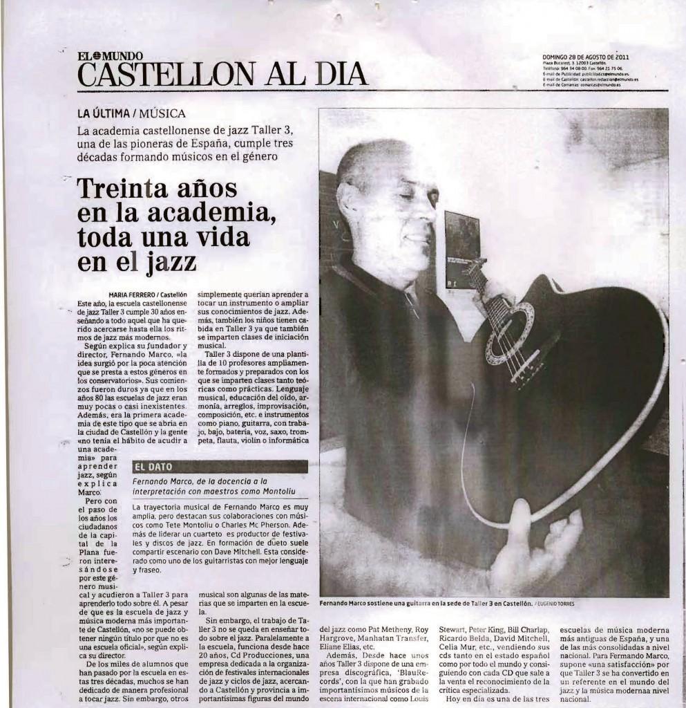 El Mundo 28-08-2011(2)