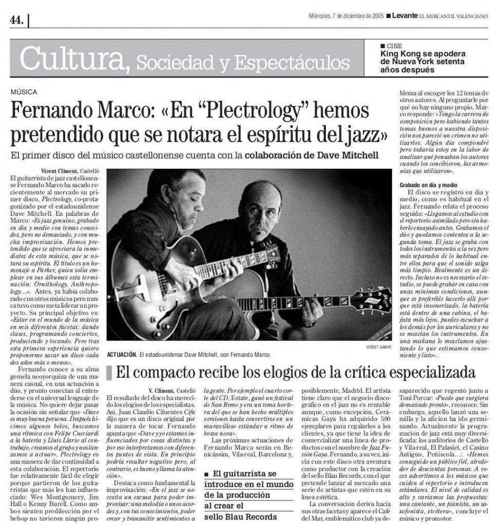 Levante 7-dic-2005