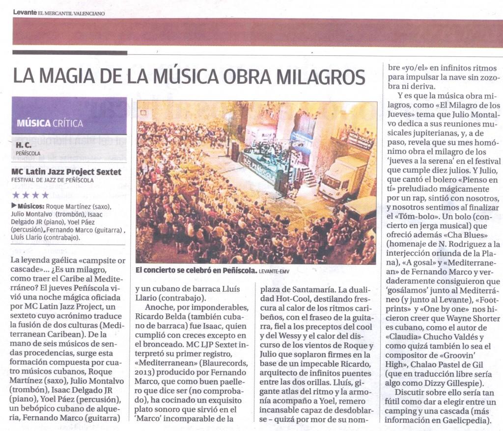 Peñíscola 2013